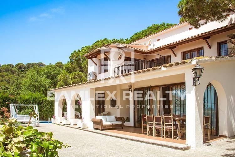 Haus zu verkaufen in Tossa de Mar, 4 schlafzimmer, Grundstücksgrösse 900 m2