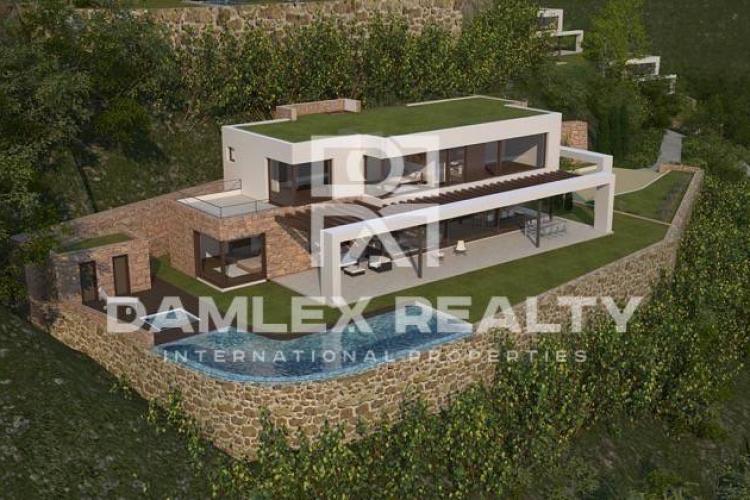 Haus zu verkaufen in Begur, 6 schlafzimmer, Grundstücksgrösse 1300 m2