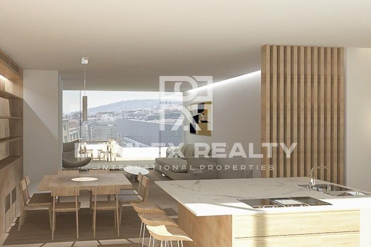 Wohnung, 4 schlafzimmer, zu verkaufen in Zona Alta, Wohnung in Barcelona