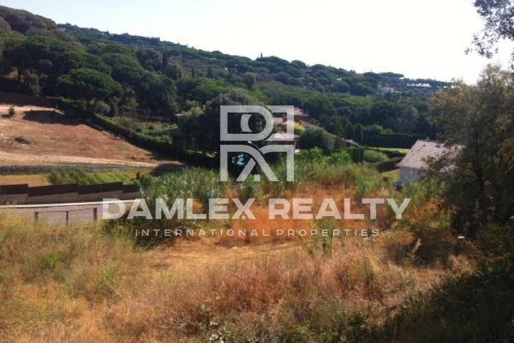Grundstück 2000m2, zu verkaufen in Sant Andreu de Llavaneres, Barcelona Nordküste