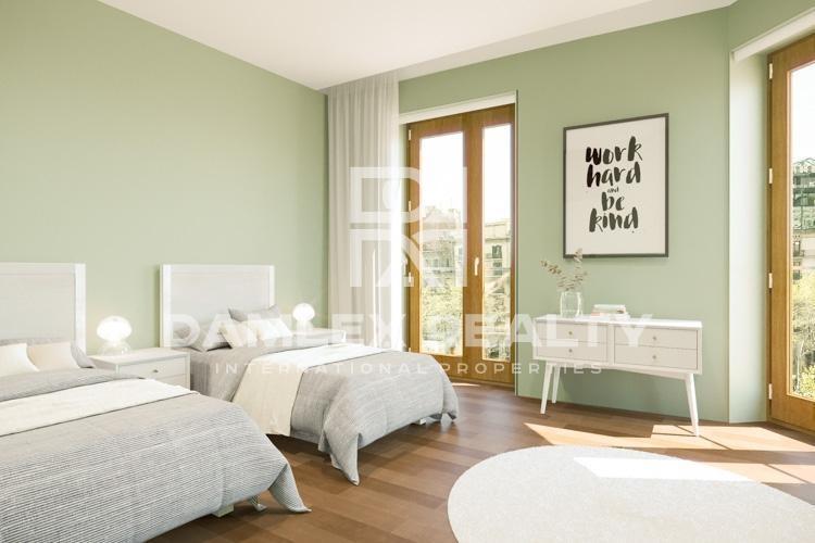 Wohnung, 3 schlafzimmer, zu verkaufen in Stadtzentrum von Barcelona, Wohnung in Barcelona