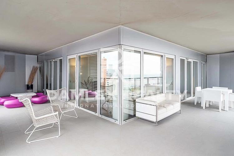 Wohnung, 2 schlafzimmer, zu verkaufen in Barcelona in Meeresnähe, Wohnung in Barcelona
