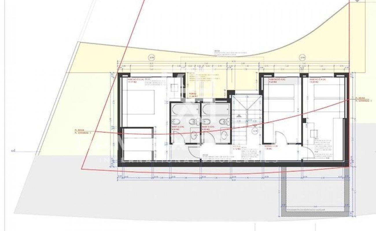Haus zu verkaufen in Lloret de Mar, 4 schlafzimmer, Grundstücksgrösse 600 m2