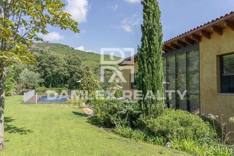 Haus zu verkaufen in Cabrera de Mar, 4 schlafzimmer, Grundstücksgrösse 2000 m2