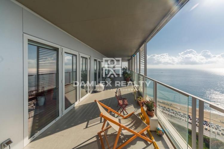 Wohnung, 4 schlafzimmer, zu verkaufen in Barcelona in Meeresnähe, Wohnung in Barcelona