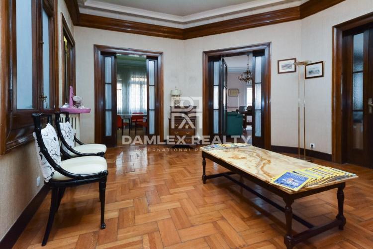 Wohnung, 9 schlafzimmer, zu verkaufen in Zona Alta, Wohnung in Barcelona