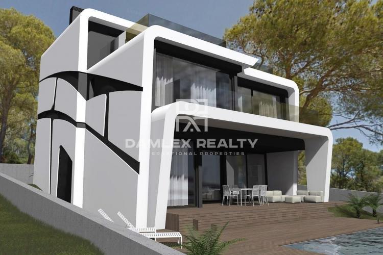 """Haus zu verkaufen in Platja d""""Aro, 4 schlafzimmer, Grundstücksgrösse 589 m2"""