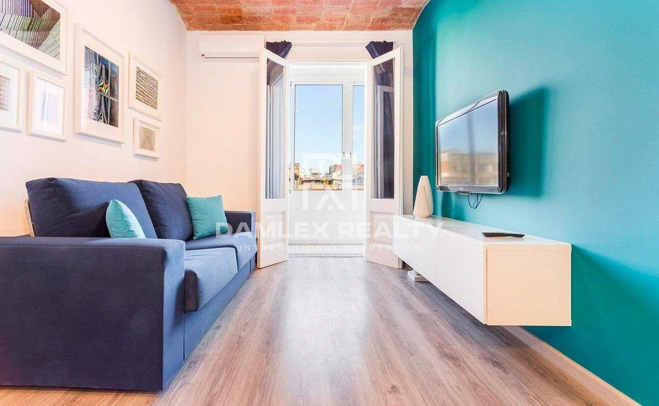 Wohnung, 2 schlafzimmer, zu verkaufen in Stadtzentrum von Barcelona, Wohnung in Barcelona