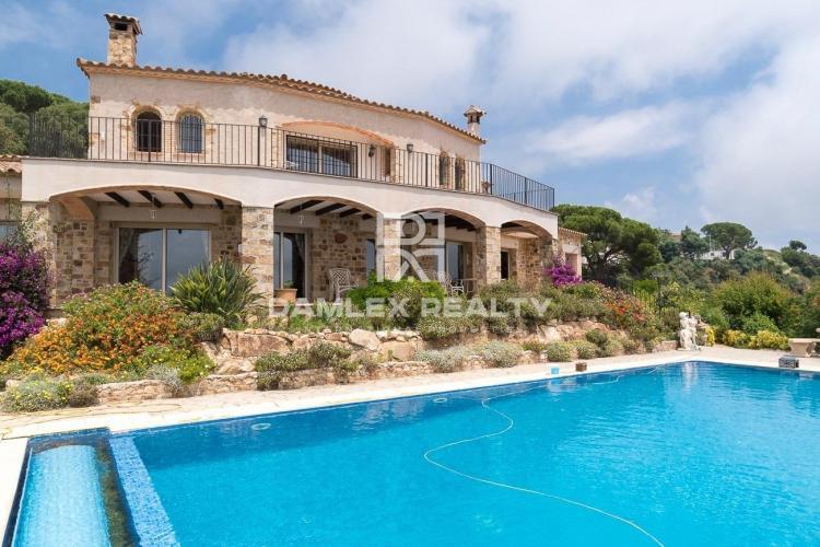 """Haus zu verkaufen in Platja d""""Aro, 5 schlafzimmer, Grundstücksgrösse 2900 m2"""