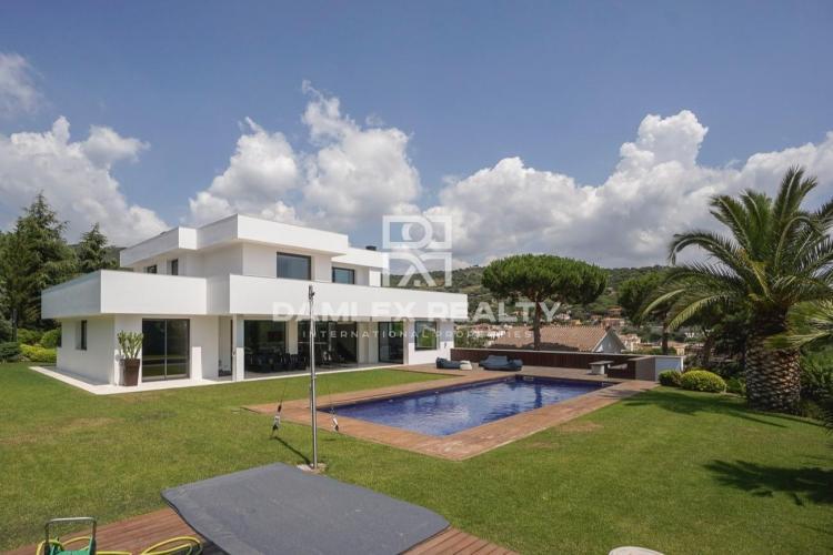 Haus zu verkaufen in Cabrera de Mar, 6 schlafzimmer, Grundstücksgrösse 2000 m2