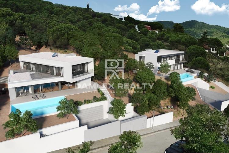 Haus zu verkaufen in Cabrils, 5 schlafzimmer, Grundstücksgrösse 1200 m2