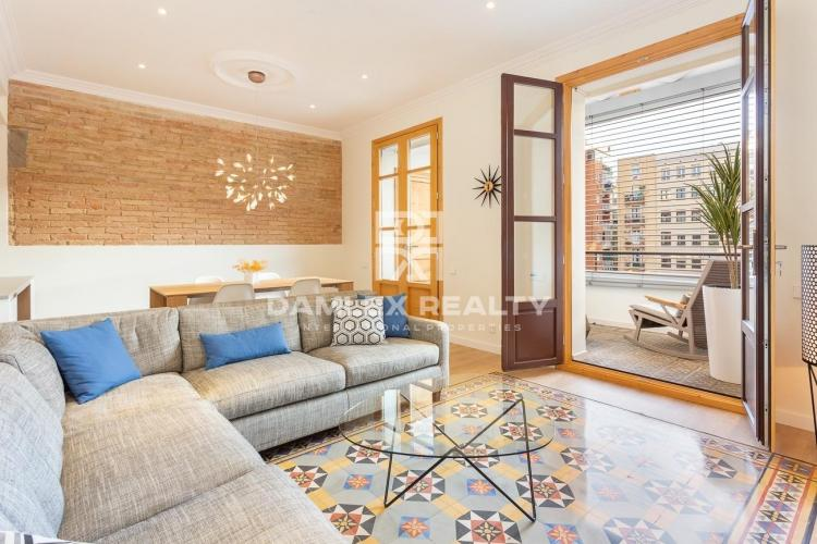 Wonderful renovated apartment in the center of Barcelona