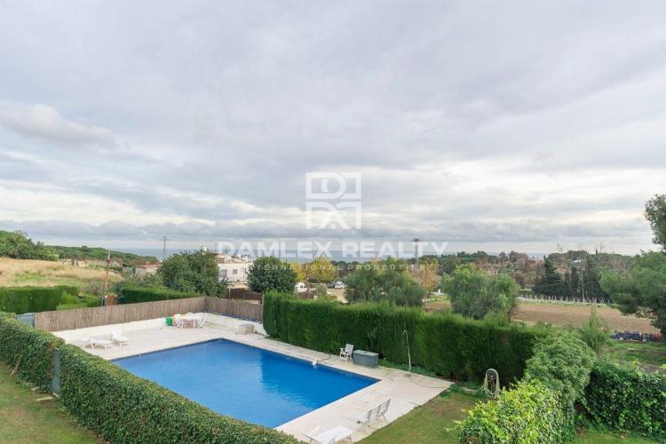 Haus zu verkaufen in Cabrera de Mar, 4 schlafzimmer, Grundstücksgrösse 4000 m2