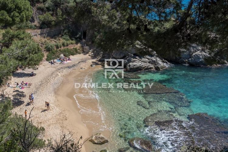 """Grundstück 5259m2, zu verkaufen in Platja d""""Aro, Costa Brava"""
