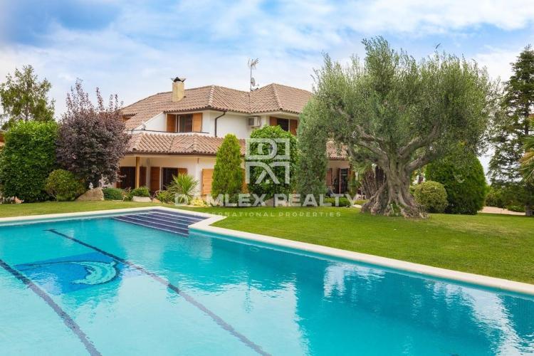 Haus zu verkaufen in Alella, 6 schlafzimmer, Grundstücksgrösse 1315 m2