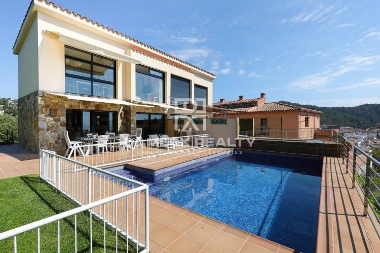 Haus zu verkaufen in Tossa de Mar, 5 schlafzimmer, Grundstücksgrösse 500 m2
