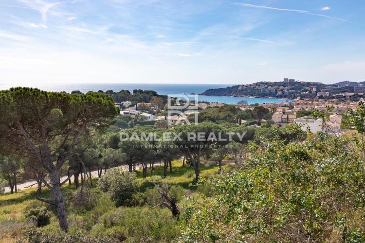 """Grundstück 800m2, zu verkaufen in S""""Agaró, Costa Brava"""