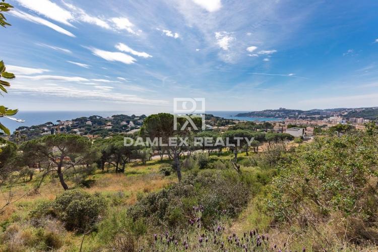 """Grundstück 1200m2, zu verkaufen in S""""Agaró, Costa Brava"""