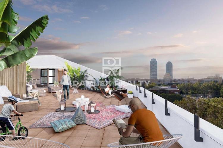 Wohnung, 3 schlafzimmer, zu verkaufen in Vila Olímpica, Barcelona in Meeresnähe