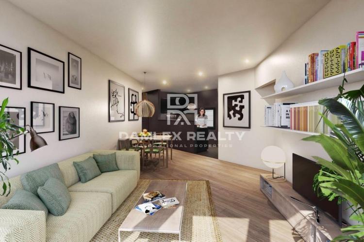 Wohnung, 2 schlafzimmer, zu verkaufen in Vila Olímpica, Barcelona in Meeresnähe