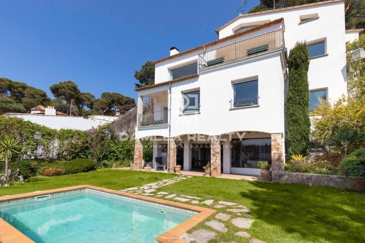 Haus zu verkaufen in Llafranc, 5 schlafzimmer, Grundstücksgrösse 828 m2