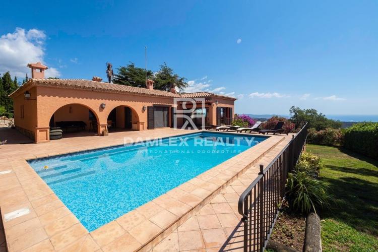 """Haus zu verkaufen in Platja d""""Aro, 6 schlafzimmer, Grundstücksgrösse 3500 m2"""