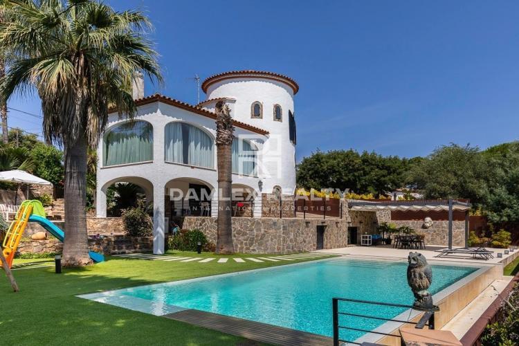 """Haus zu verkaufen in Platja d""""Aro, 3 schlafzimmer, Grundstücksgrösse 879 m2"""