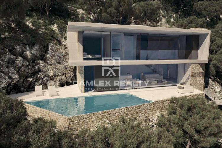 Haus zu verkaufen in Begur, 4 schlafzimmer, Grundstücksgrösse  m2